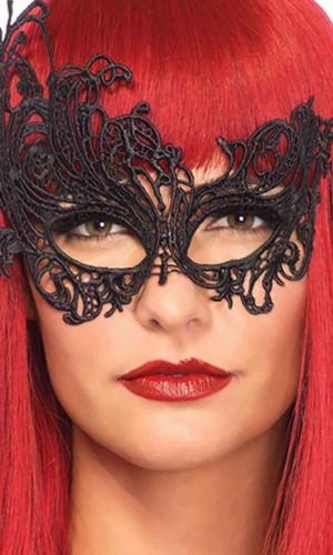Merry See Dantel Şık Göz Maskesi MS0353
