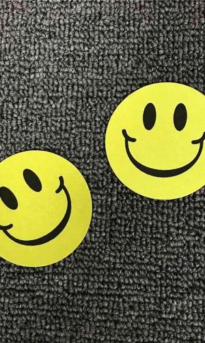 Merry See Gülücük Desenli Göğüs Ucu Kapatıcı MS0379
