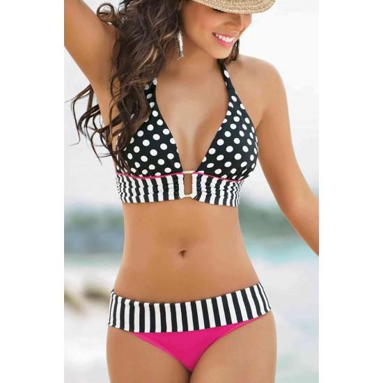 Angelsin Özel Tasarım Bikini MS41290