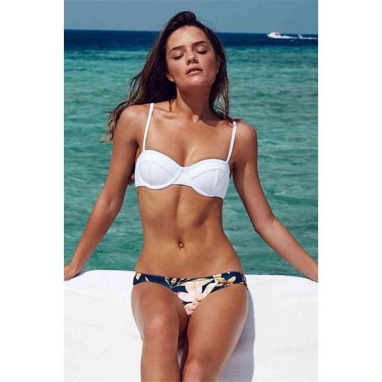 Angelsin Üstü Altı Renkli Özel Tasarım Bikini MS41822